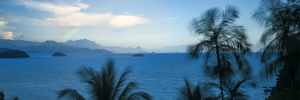 Tropical Storms in Paraty Travel Photography