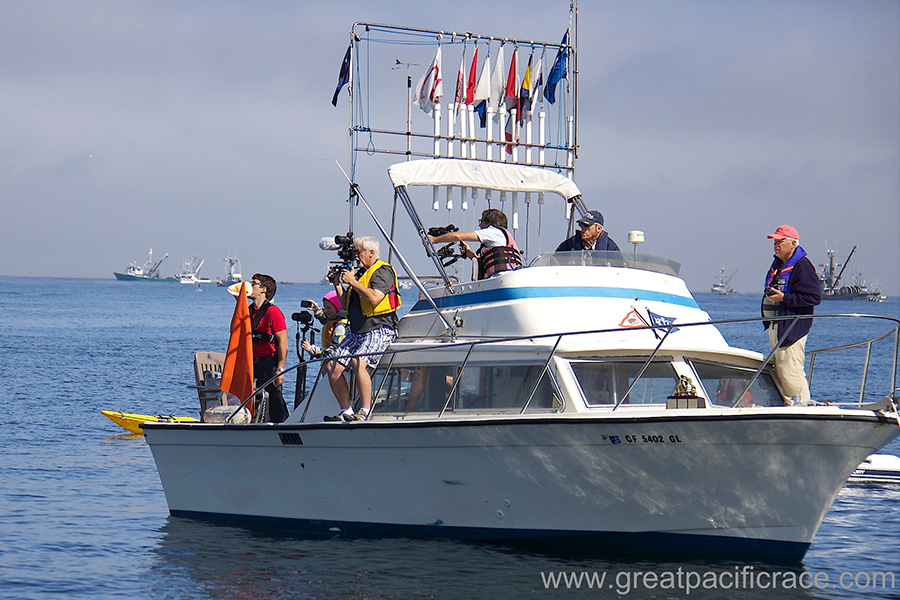 The Great Pacific Race Is On