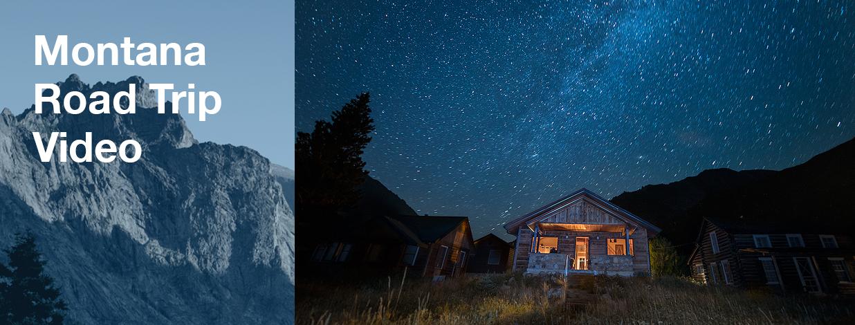 Montana Travel Video