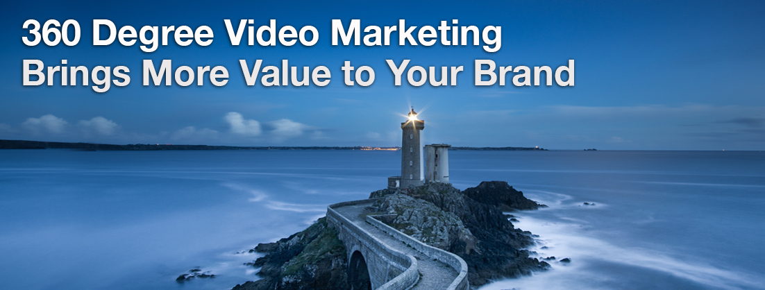 360 Degree Video Marketing: Bringing More Value to Your Brand